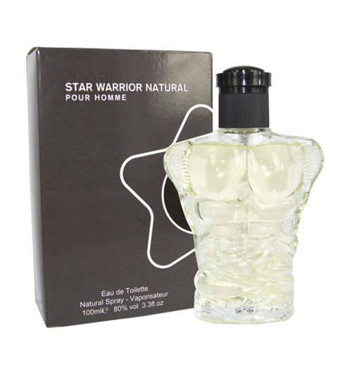 Star Warrior Natural 100ml FP8085 48 pieces