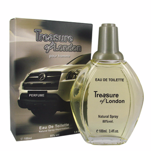 Treasure Of London 100ml FP8150  48 Pieces