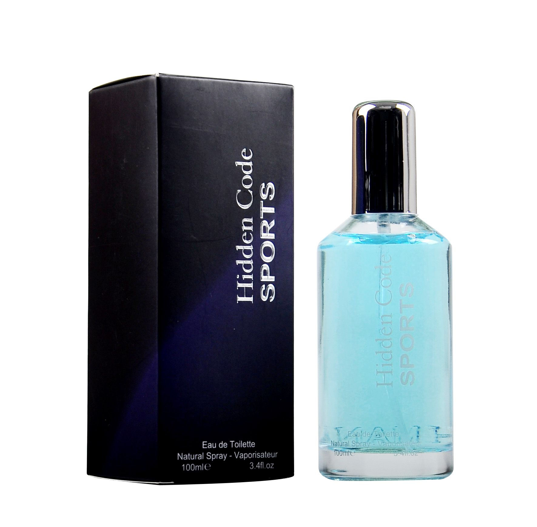Hidden Code Sports Pour Homme e100ml FP8078