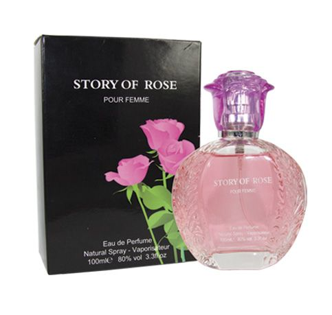 Story Of Rose e100ml FP8089 48 pieces